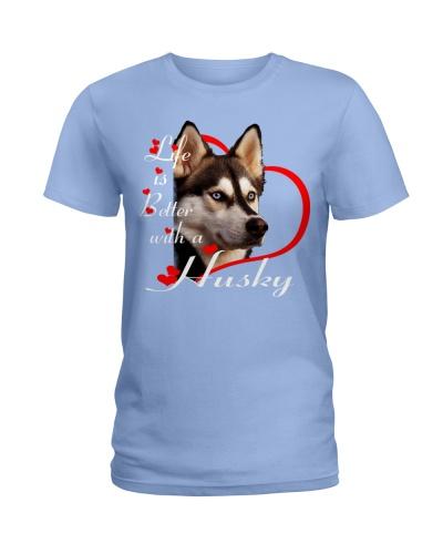 Husky Life Is Better