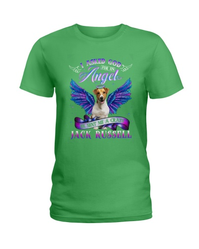 Jackrussell I asked God for an Angel