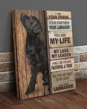 Labrador Partner 16x20 Gallery Wrapped Canvas Prints aos-canvas-pgw-16x20-lifestyle-front-10