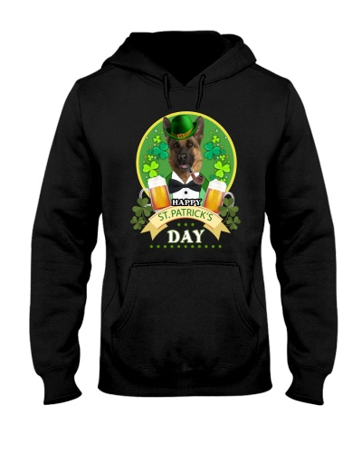 German shepherd Patrick Day