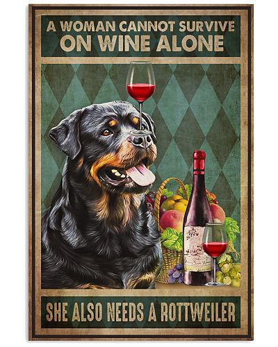 Rottweiler Wine