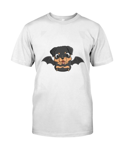 Rottweiler Bat Funny