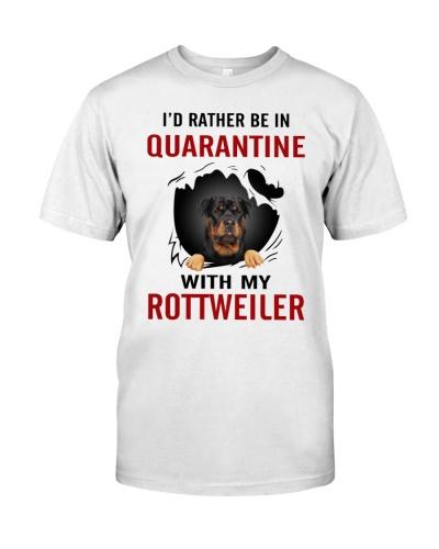 Rottweiler Quarantine