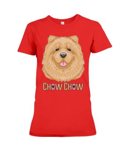 Chow Chow Cartoon Drawing