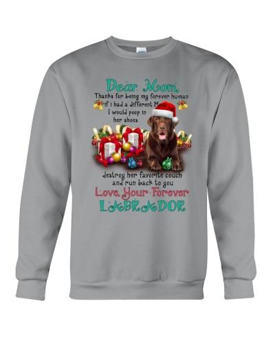 Labrador Dear Mom