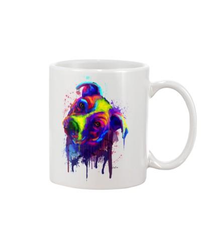 Pitbull color