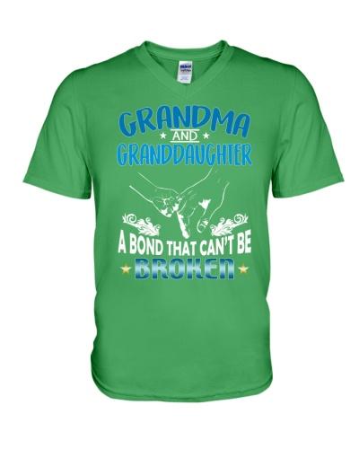 Grandma and Granddaughter broken