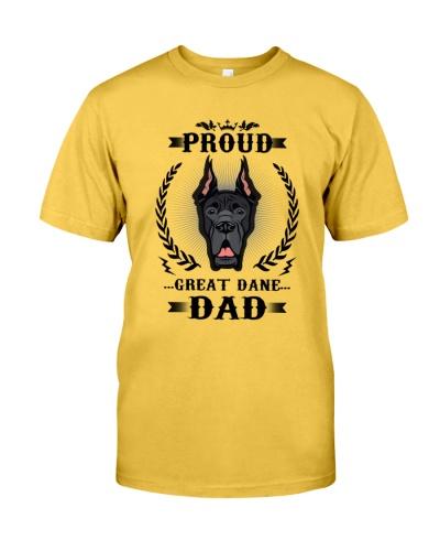 Great Dane Dad Proud