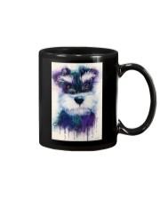 Schnauzer water color Mug thumbnail