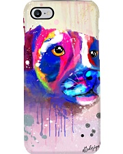 Jack Russell Water Color Art Face Art Phone Case thumbnail