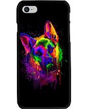 German shepherd color Phone Case thumbnail
