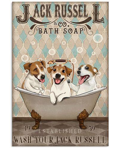 Jack Russell Bath Soap
