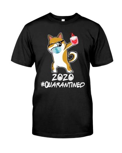 Shiba Inu Dabbing 2020