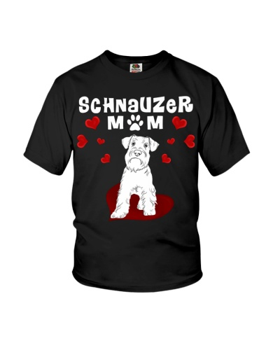 Schnauzer Dog Mom