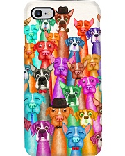 Boxer Poster Multi Phone Case thumbnail