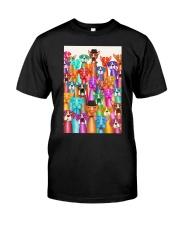 Boxer Poster Multi Classic T-Shirt thumbnail