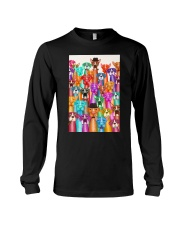 Boxer Poster Multi Long Sleeve Tee thumbnail