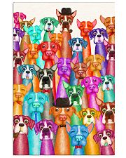 Boxer Poster Multi 11x17 Poster front