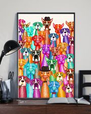 Boxer Poster Multi 11x17 Poster lifestyle-poster-2