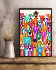 Boxer Poster Multi 11x17 Poster lifestyle-poster-3