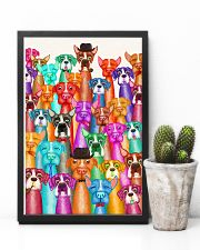 Boxer Poster Multi 11x17 Poster lifestyle-poster-8