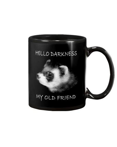 Ferret darkness