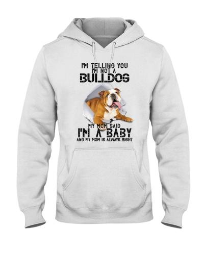 Bulldog Im A Baby