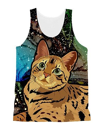 BENGAL CAT GALAXY