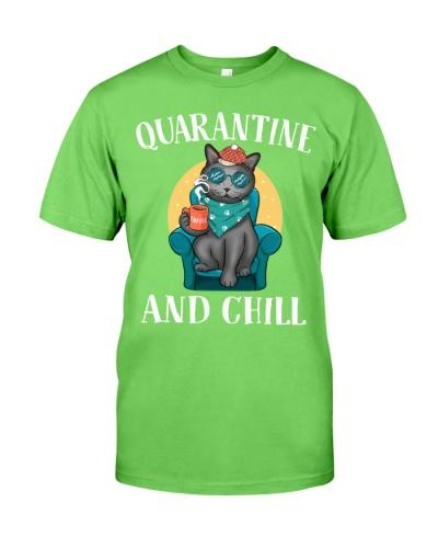 Black Cat Quarantine