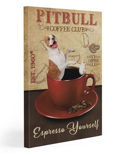 Pitbull coffee club