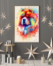 Chow Chow  Water Color  11x17 Poster lifestyle-holiday-poster-1