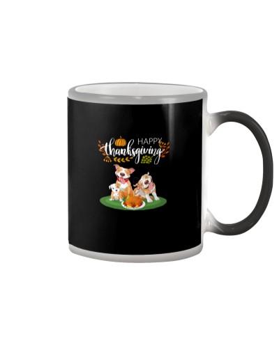 Pitbull Thanksgiving