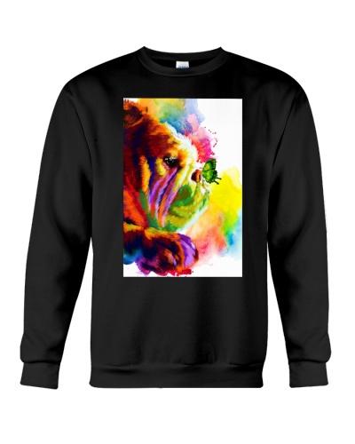 Bulldog color
