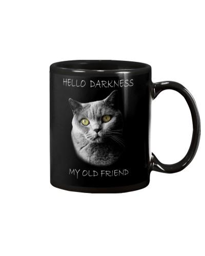 Cat darkness 1