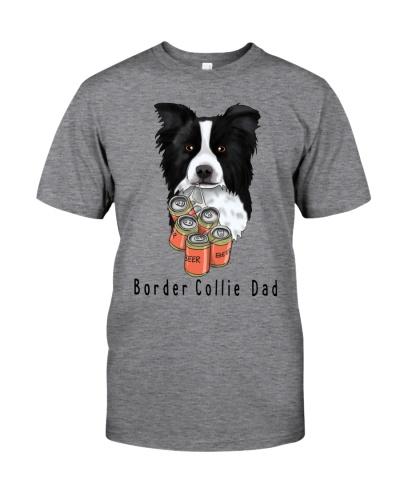 Border Collie Dog Dad