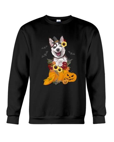 Husky Halloween