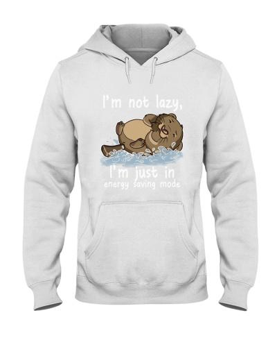 Otter Not Lazy