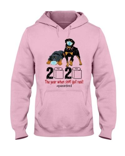 Rottweiler Shirt 2020
