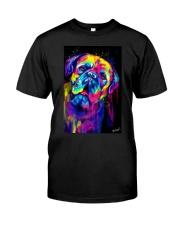 Dogue Water Color  Classic T-Shirt thumbnail