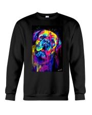 Dogue Water Color  Crewneck Sweatshirt thumbnail
