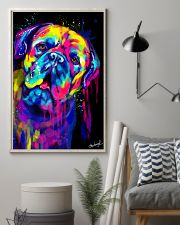 Dogue Water Color  16x24 Poster lifestyle-poster-1