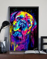 Dogue Water Color  16x24 Poster lifestyle-poster-2
