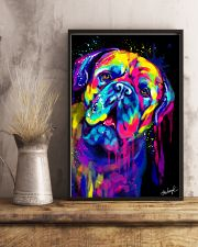 Dogue Water Color  16x24 Poster lifestyle-poster-3