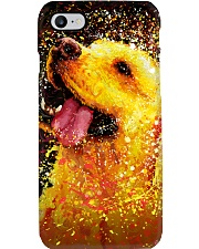 Labrador Water Color Art Happy Face Phone Case thumbnail