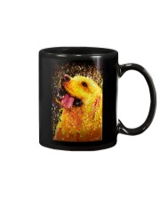 Labrador Water Color Art Happy Face Mug thumbnail