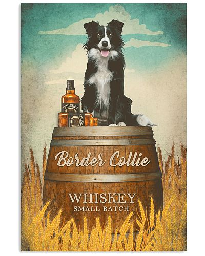 Border Collie Whiskey
