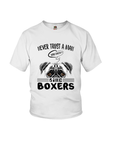 Nerver Trust A Man Like Boxers