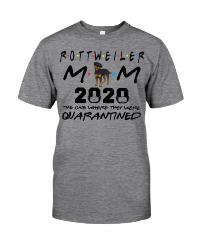 Rottweiler Quarantined 2020