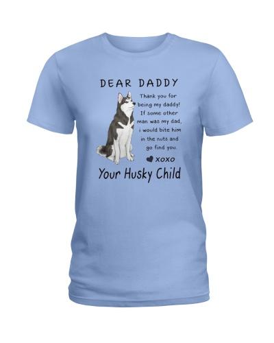 Husky Dear Daddy