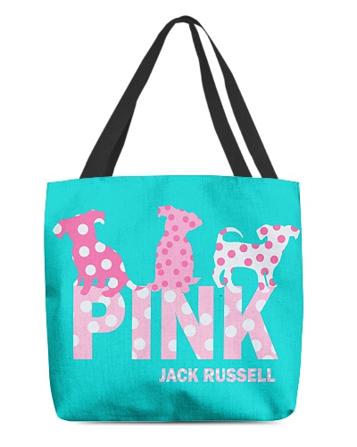 Jack Russell Pink